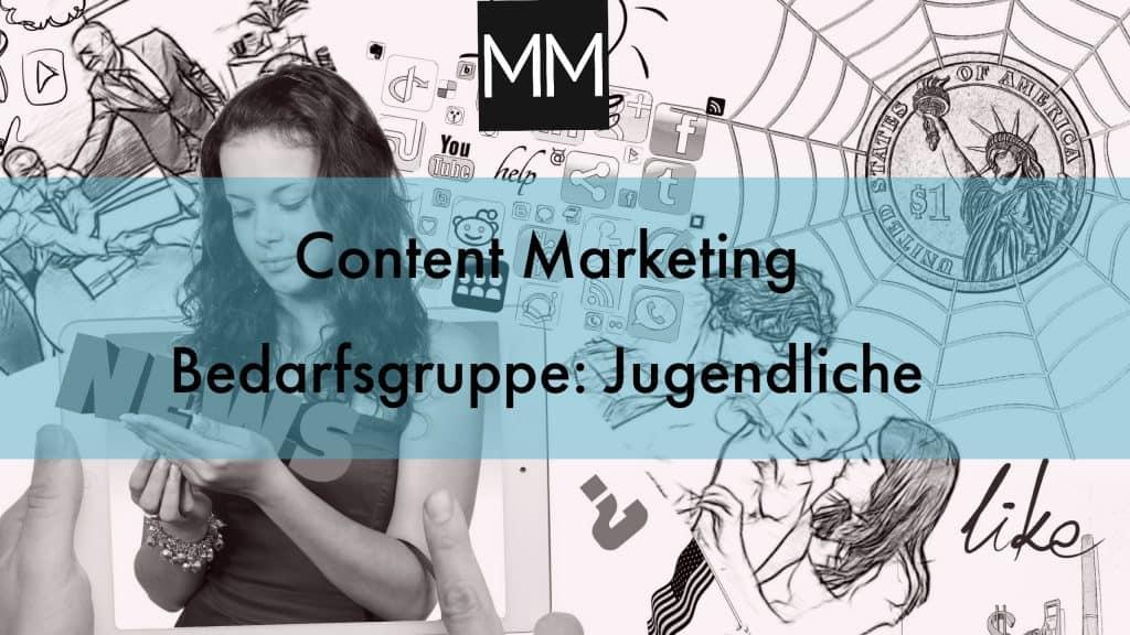 Content Marketing Bedarfsgruppe: Jugendliche MeissnerMedia