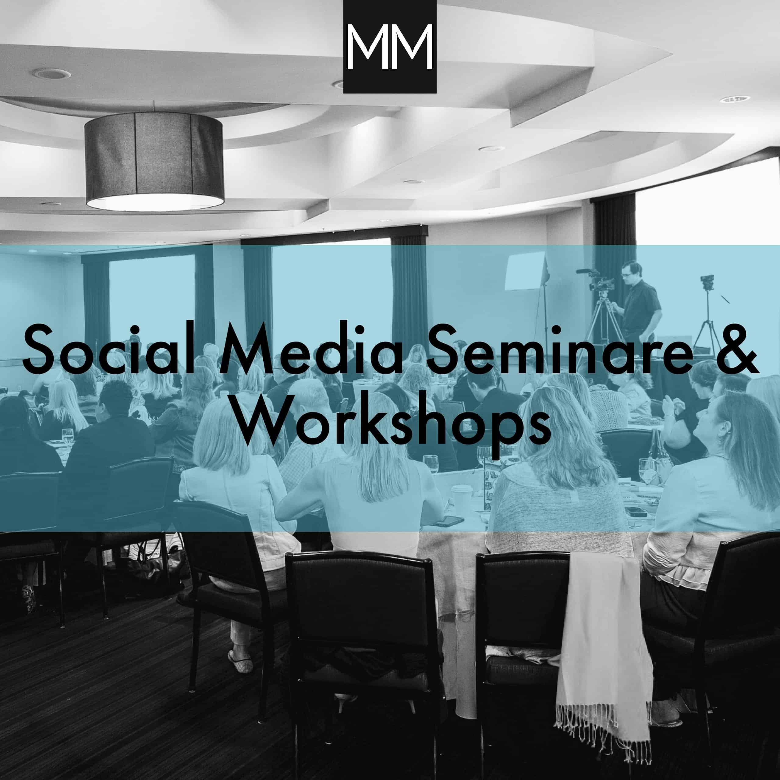 Social Media Seminare & Wokrshops MeissnerMedia