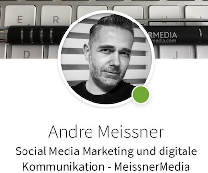 Businessnetzwerke MeissnerMedia LinkedIn